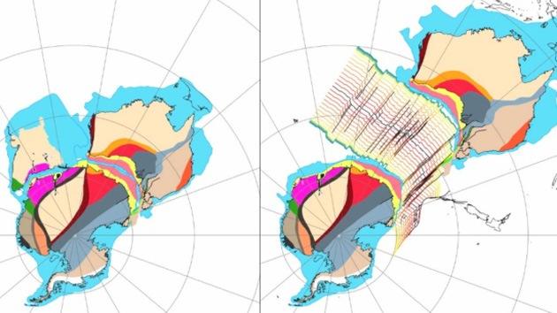 Video: Científicos explican la ruptura de un supercontinente hace 165 millones de años