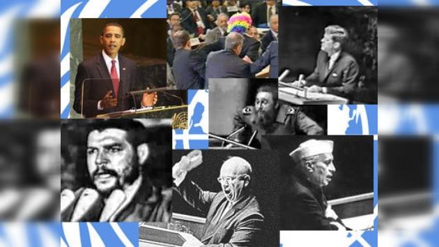 Arranca en Nueva York la 65ª sesión de la Asamblea General de la ONU