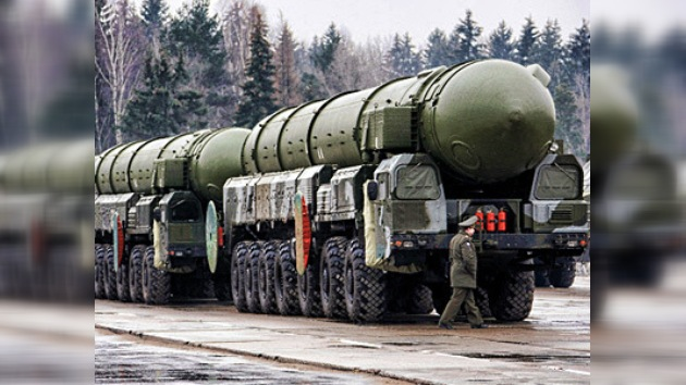 """""""Rusia no permitirá una nueva carrera armamentista"""""""