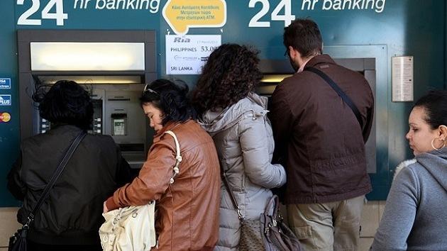 Los depositantes en Chipre, chivos expiatorios de la crisis
