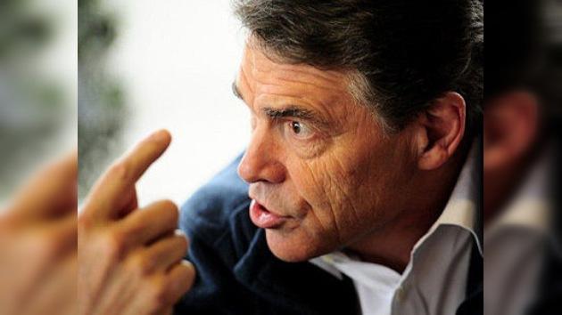 Rick Perry, el republicano que amenazó con enviar tropas a México, abandona las primarias
