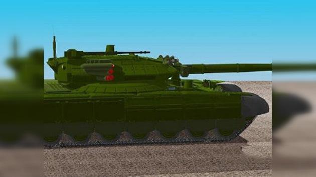 """Plataforma Armata, ¿el inicio de un """"robotanque"""" ruso?"""