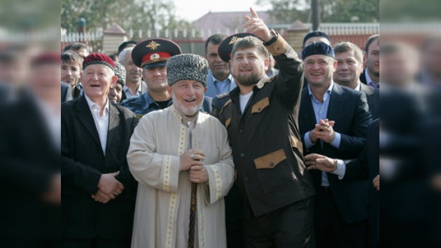 Kadýrov desiste de su demanda contra los defensores de los derechos humanos