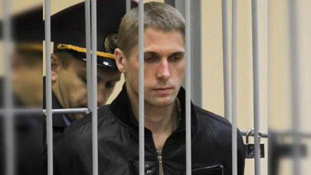 Ejecutan al cómplice del acto terrorista en el metro de Minsk