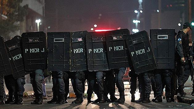 España aumenta el presupuesto de la Policía para combatir las protestas