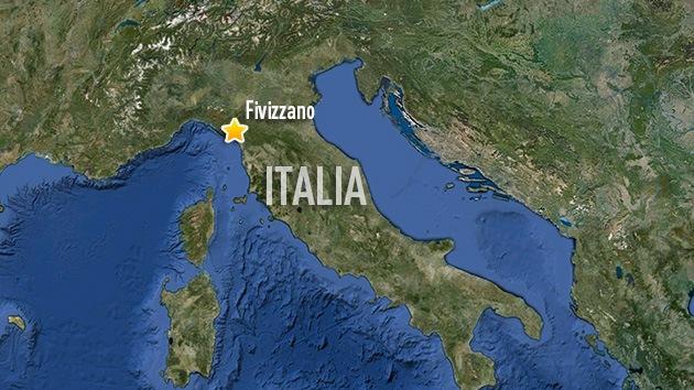 Un temblor de 5,2 de magnitud sacude el noroeste de Italia