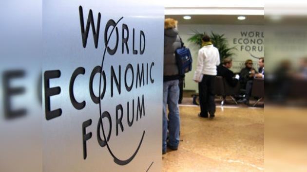 Finaliza el Foro de Davos sin despejar diversas incógnitas económicas