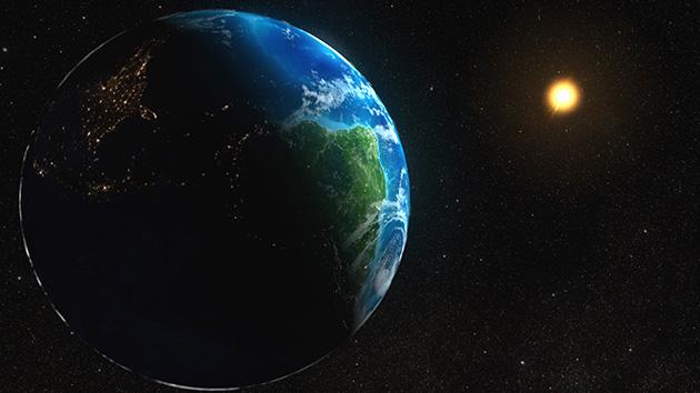 A Terra está à mercê dos raios do espaço a cada 100 milhões de anos
