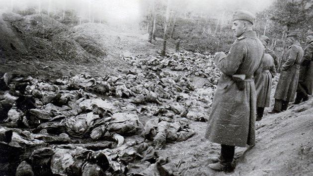 EE.UU. supo que Stalin ordenó la matanza de Katyn, pero miró para otro lado