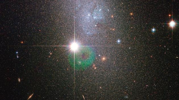 Detectan a la supernova más lejana