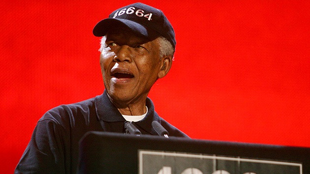 """""""Terrorista"""" y """"Comunista"""": Mandela a los ojos de la élite de EE.UU."""