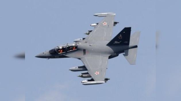 La Fuerza Aérea rusa adquiere 65 aviones de entrenamiento Yak-130