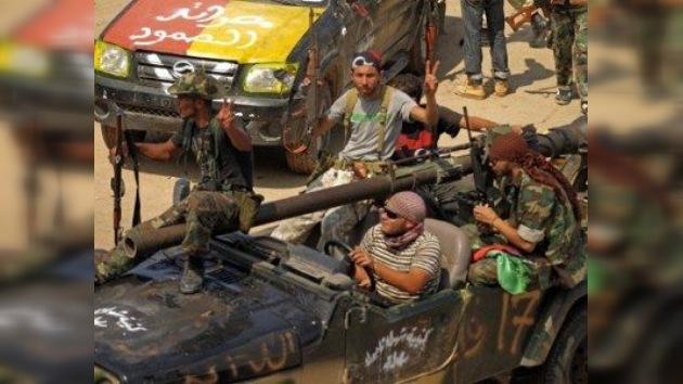 El asalto de Trípoli fue planeado con el apoyo de la OTAN