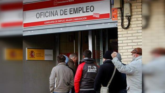 El número de desempleados en España superó los 4 millones de trabajadores
