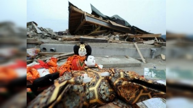 Actualizan los datos sobre las víctimas en Japón: 14.817 muertos y 10.171 desaparecidos