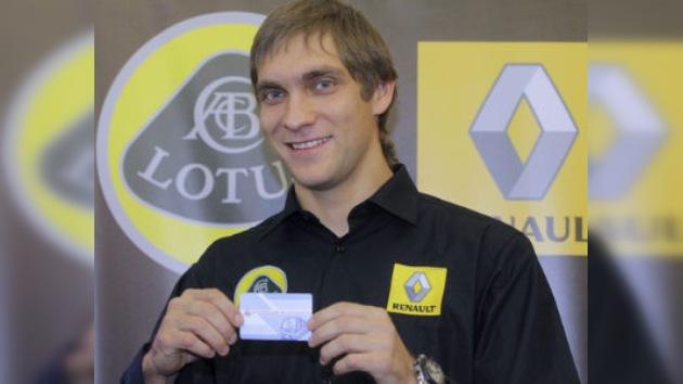 Vitali Petrov renovó por dos años más contrato con la escudería Renault