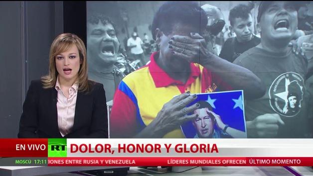 Líderes mundiales expresan su apoyo al pueblo venezolano por la muerte de Chávez