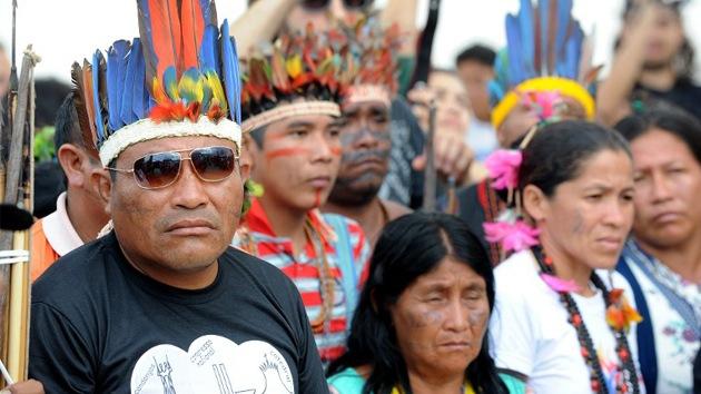 Indígenas brasileños se suicidan por el robo de sus tierras ancestrales