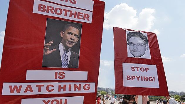 Las normas de derecho internacional que violó EE.UU. persiguiendo a Snowden