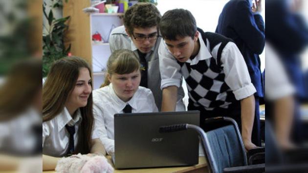 Rusia, ante el reto de 'crear escuela' para los niños minusválidos