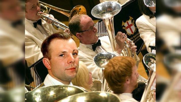 'Gagarin', un concierto para orquesta de viento que conmemora al cosmonauta