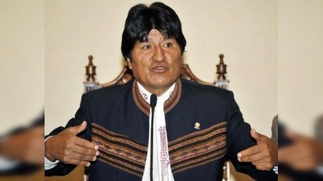 "Evo Morales cancela la ""autopista de la discordia"""