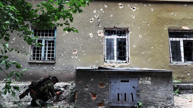 Ucrania: Un ataque militar deja cuatro civiles muertos en Slaviansk