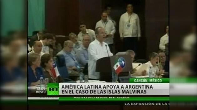 América Latina se representará sin EE.UU. ni Canadá