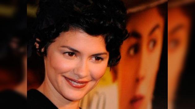 Audrey Tautou no abandona su carrera cinematográfica