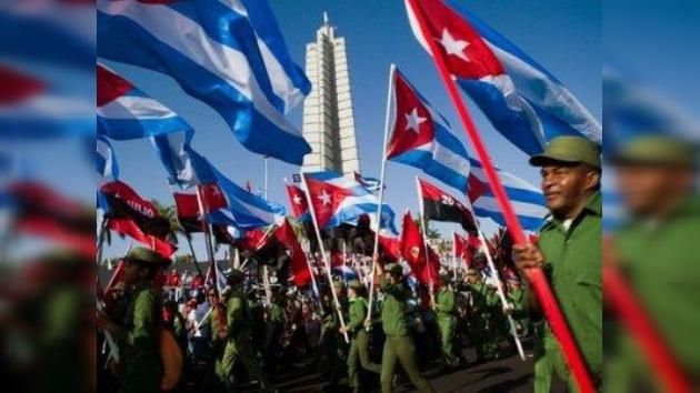 """Rusia expresa su """"apoyo eterno"""" a Cuba en el aniversario de la Revolución"""
