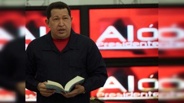 El programa de Chávez, 'Aló, Presidente', cumple 12 años