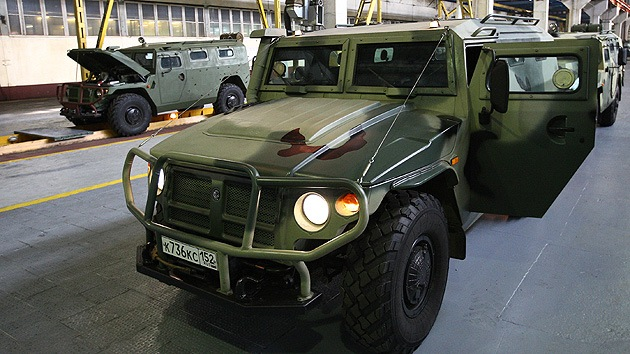 Rusia crea un sistema que coordina a grupos de soldados armados con misiles portátiles