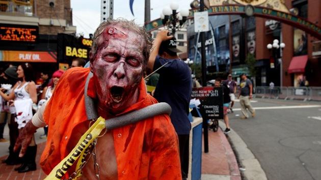 El Pentágono tiene un plan para luchar contra un ejército de zombis