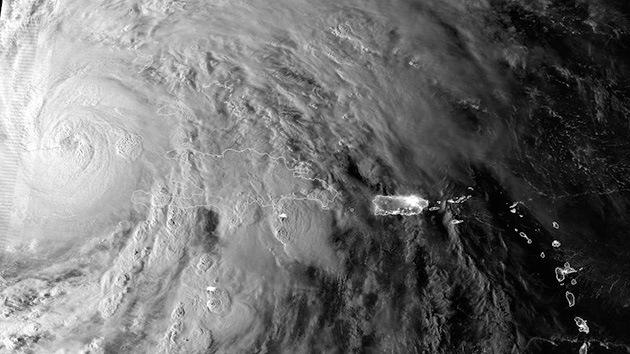 El huracán Sandy puede convertirse en el peor desastre del siglo para EE.UU.