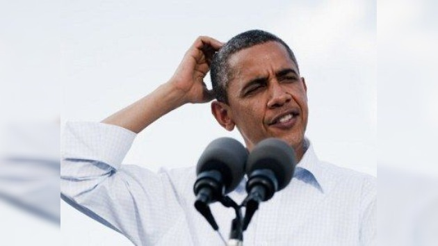 Cada vez son menos los estadounidenses que apoyan a Obama
