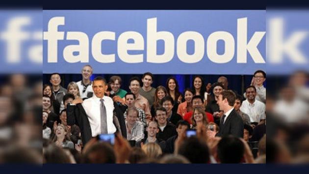 Obama resuelve las dudas de los estadounidenses en vivo a través de Facebook