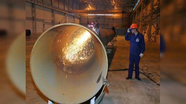 Gazprom y GdF Suez firmarán un acuerdo para unirse al Nord Stream