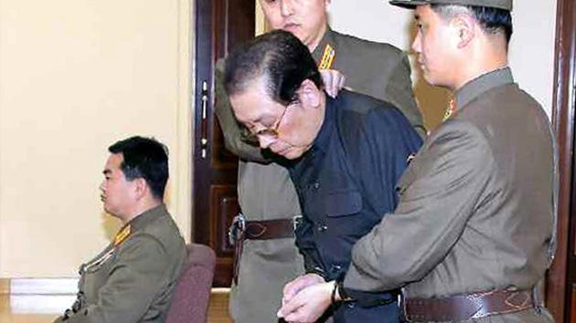 ¿Por qué ejecutaron al tío del líder norcoreano?
