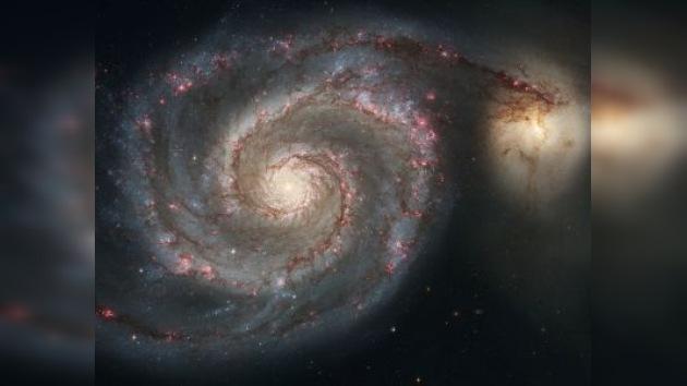 Una galaxia invisible de materia oscura se esconde cerca de la Vía Láctea