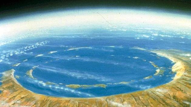 Las mayores huellas de meteoritos en la Tierra