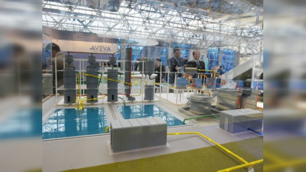 """El potencial del sector atómico en el """"Foro Internacional Atomexpo 2010"""""""