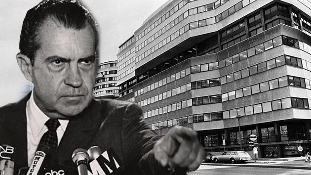 Los documentos secretos del Watergate salen a la luz 40 años después