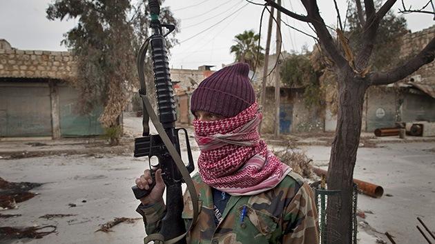 España se muestra a favor del envío de armas a los rebeldes sirios