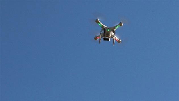 Revelan peligrosos casos de drones a punto de chocar contra los aviones de pasajeros
