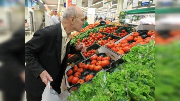 Rusia entreabre la puerta a las verduras europeas