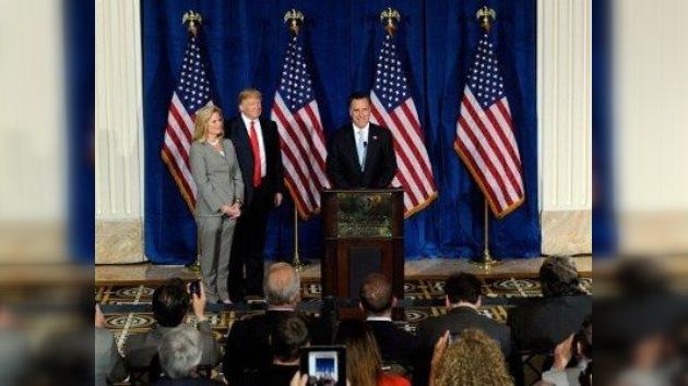 'Voto anticipado' de Donald Trump en las presidenciales de EE. UU.: su favorito es Romney