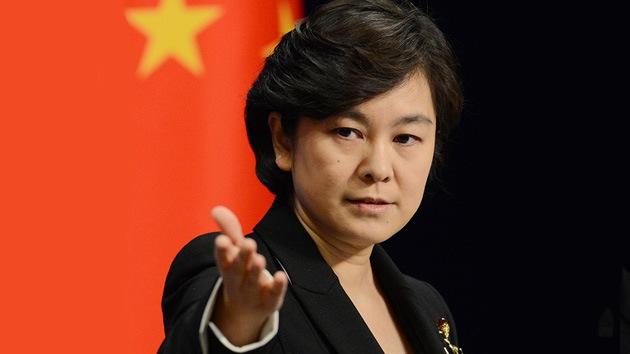 China advierte a EE.UU. que sean más cautos sobre la cuestión del mar de China Meridional