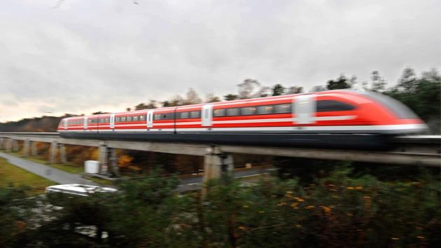 Brasil construirá el primer tren de alta velocidad de América Latina