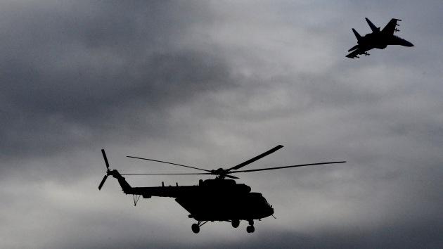 Los nuevos helicópteros rusos Terminator efectúan un vuelo récord sobre el mar