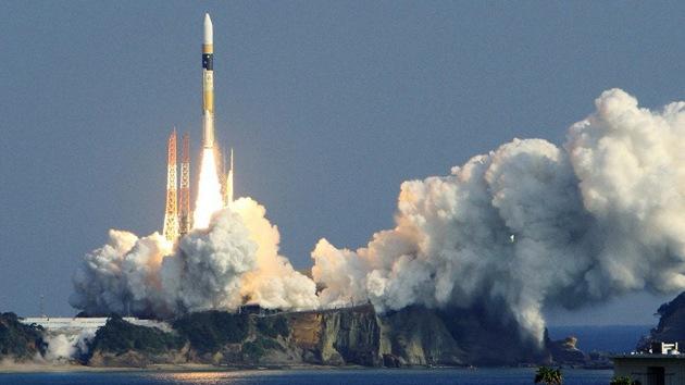 Japón construirá un cohete de última generación para lanzar satélites
